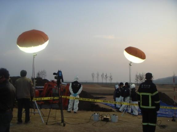 Police research, Korea