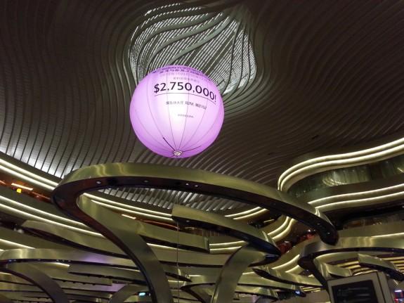 Casino of Marina Bay Sands, Singapore