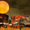 14m Helium Lighting Balloon for Festival Square in Melbourne, Australia