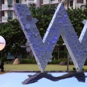 Chopard, W Sentosa Cove Hotel, Singapore