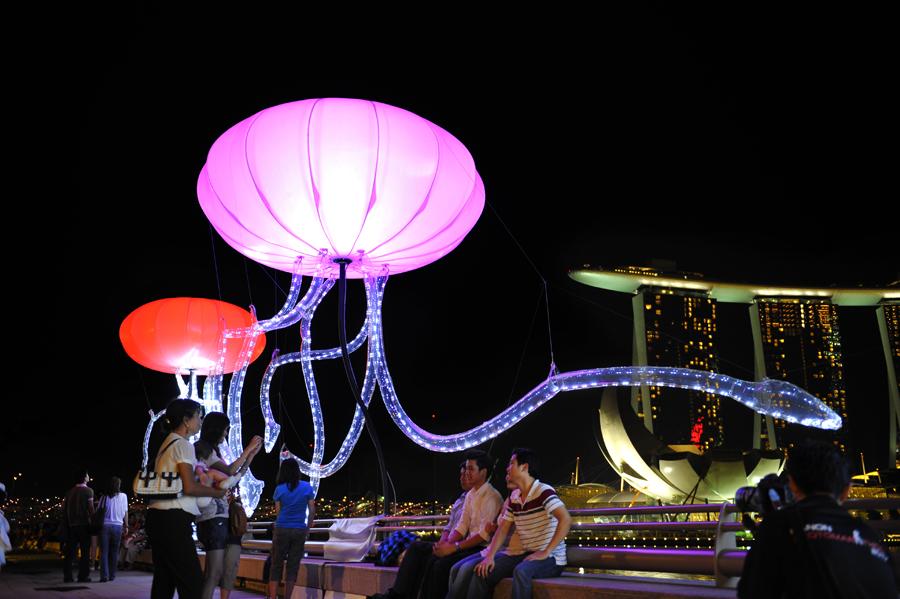 Lighting Compeion Australia Singapore Airstar Asia